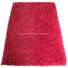Polyester Streifen Shaggy Teppich Teppich