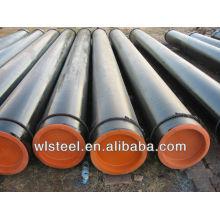 astm a/sa 106 /q235/ hs code carbon steel pipe for fluid feeding