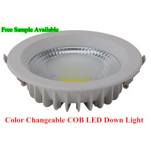 COB LED Light LED Downlight LED Aplique de pared