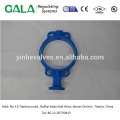 Good quality high precision custom casting cast iron butterfly valve body parts