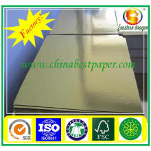 GOLD/SILVER Cardboard Paper & Specialty Paper