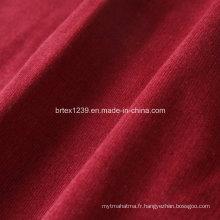 21Vidés en velours côtelé pour vêtements avec spandex (16X21 + 70D / 44X134)