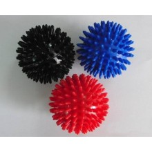 OEM colorful massage spiky ball
