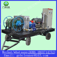 Equipamento de limpeza industrial Máquina de limpeza de jato de água de alta pressão