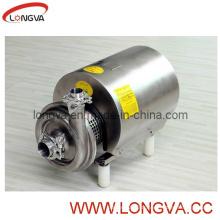 Pompe centrifuge sanitaire en acier inoxydable 304