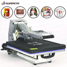 FREESUB Sublimation Heat Press Máquina de impresión personalizada camisas