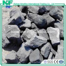 Coque de fundição de alto teor de carbono de baixo teor de enxofre na China