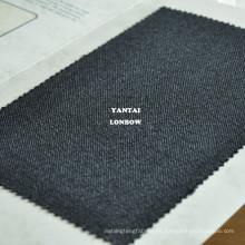Durable tejido de lana 100% lana de tweed