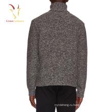 Водолазка кашемир толстые свитера пряжа смесовая