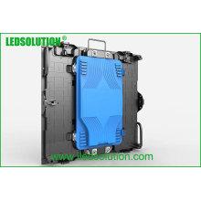 Écran LED de location d'armoires coulées sous pression d'intérieur P3