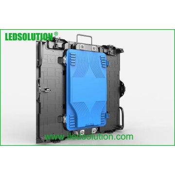 P3 Indoor-Spritzguss-Schränke Vermietung LED-Bildschirm