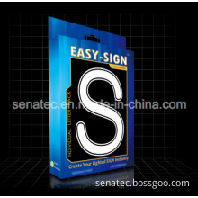 Interchangeable LED Sign, Create LED Letter, Neon Sign
