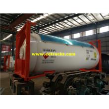 25000L Bulk LPG Tank Storage Containers