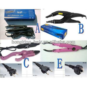 conector de extensión de cabello barato en herramientas de extensión de cabello