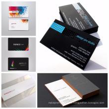 Tarjeta de plástico transparente Tarjeta de láser de PVC Tarjetas de visita tarjeta de membresía