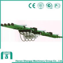 Fuente de alimentación para grúas de Conductor ferroviario sistema Conductor Bar