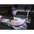 Wonyo 2 máquina de bordar cabeça Preço para Flat Cap T-Shirt bordado vestuário