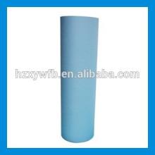Lapidação transversal / não tecido paralelo de Spunlace para limpezas molhadas