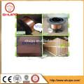MIG/MAG copper coating welding wire ER70S6/ER7-s4