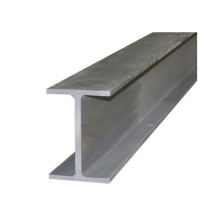 Hot Dip Galvanized Weld Steel H /I Beams Structural