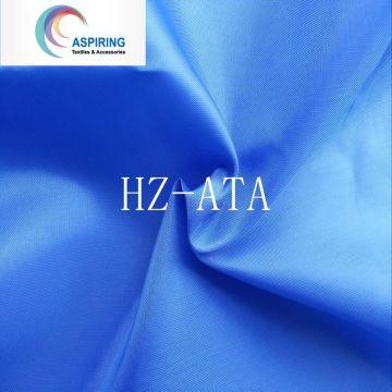 Quick Deliver imperméable 100% polyester tissu en taffetas