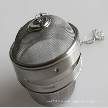 Cheapest stainless steel tea infuser ball used for coffee filter
