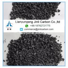 Grafito artificial de alta calidad del coque del petróleo del bajo azufre de China 1-5mm 0.5-5mm 2-5mm 3-8m m