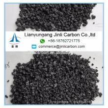 Excellente qualité plus bas prix Chine Jinli carbone S 2% CPC calciné pétrole coke à haute teneur en soufre de pétrole