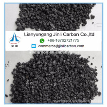 China high quality low sulphur petroleum coke artificial graphite 1-5mm 0.5-5mm 2-5mm 3-8mm