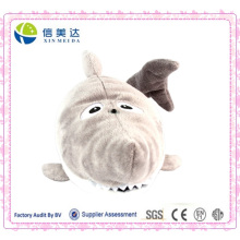 Risas y Rolls Around Shark Electronic Plush Soft Toy