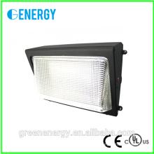 Éclairage extérieur de paquet de mur de LED 60W Vente chaude en 2015 UL cUL a mené la lumière de paquet de mur