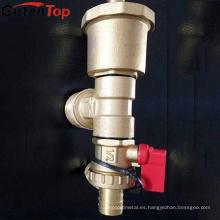 Válvula de seguridad de ventilación de aire del radiador de vapor de latón Gutentop