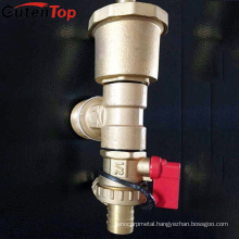 Gutentop Brass Steam Radiator Air Vent Safety Valve