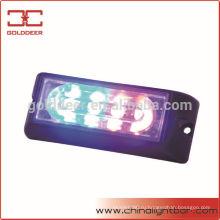 LED предупреждение фары полиции автомобиль строб Light(SL6201-S)
