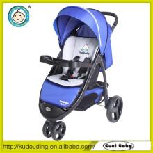 Neuheiten Großhandel Porzellan lila Baby Kinderwagen
