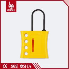 BOSHI BD-K45 Haste de bloqueio de nylon com 4 furos, corrosivo e à prova de explosão