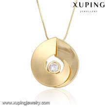 necklace-00336 haut de gamme bijoux de fantaisie collier en gros collier de conceptions d'or en 16 grammes