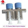 LC Sc St FC Mu Simplex/Duplex Hybrid Fiber Optic Adapter