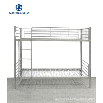 Modern Design Room Furniture School Dormitory Metal Bunk Bed