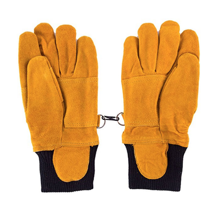 Heat Resistant Temperature Gloves