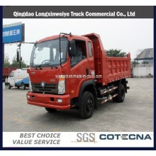 Camión de carga ligera Sinotruk HOWO 4X2 10ton