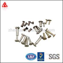 Diferentes estilos de acero inoxidable conector conector de pernos