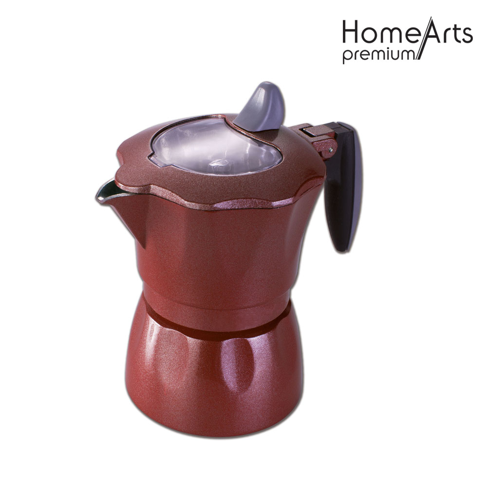 Italian Style Stove Top Coffee Maker