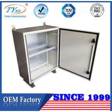 ISO9001: 2000 design personnalisé électrique interrupteur métallique boîte antique