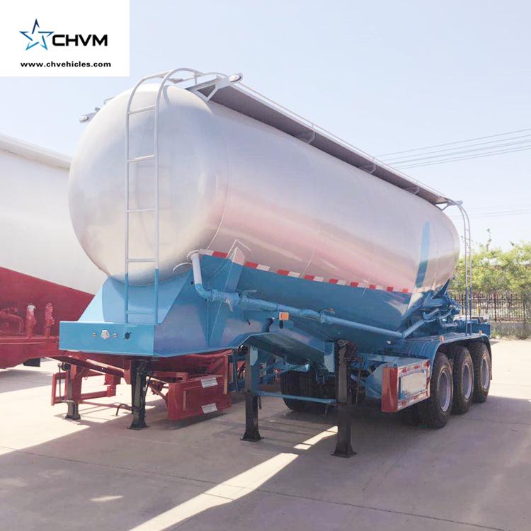 Bulk cement tanker (1)