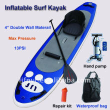 2016 New Sup Inflatable Surf Kayak with Anti Skid