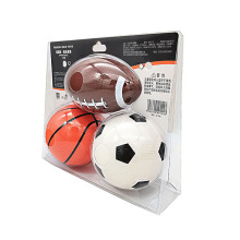 Custom Tri-Fold Stand Up Toys Clamshell Blister Pack