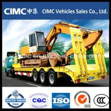 Cimc 13m Low Bed Trailer zum Verkauf