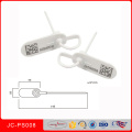 Selbstsichernde Short Cash Plastic Strap Sicherheitssiegel Jcps008
