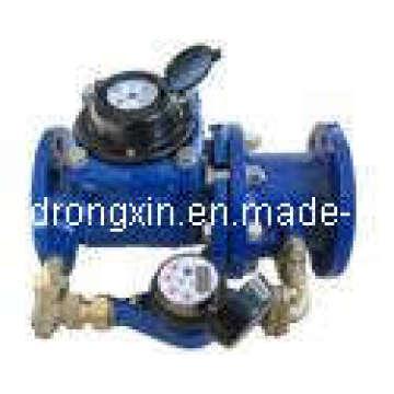 Combinação de ferro fundido Lxf-80 ~ 150 medidor de água